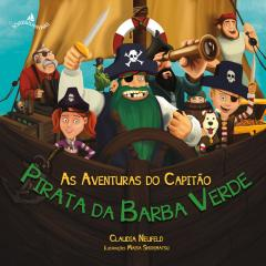As aventuras do Capitão Pirata da Barba Verde